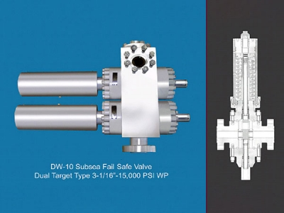 DW-10 Subsea Fail Safe Valve